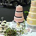 Gâteau mariage Nîmes Atelier des Gourmandises