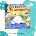 Say hello to the <b>animals</b>, séquence Hello / Goodbye, cycle 2