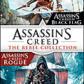 Test de Assassin's <b>Creed</b> : The Rebel Collection - Jeu Video Giga France