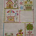 Sal summer in quilt etape 7 et photos de l'étape #6