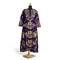 Court <b>Kaftan</b> with Gold Embroidery, Ottoman Empire, 19th century
