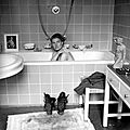 Lee miller na bañeira de hitler