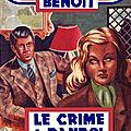 Le <b>crime</b> de Bandol