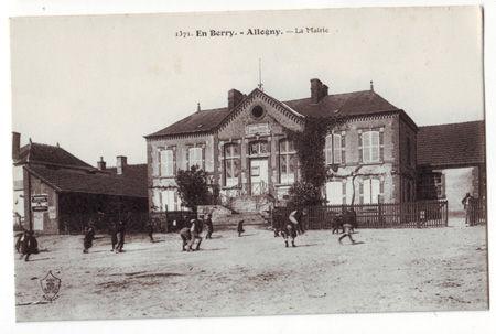 18 - ALLOGNY - La Mairie