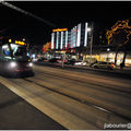 tramway du soir