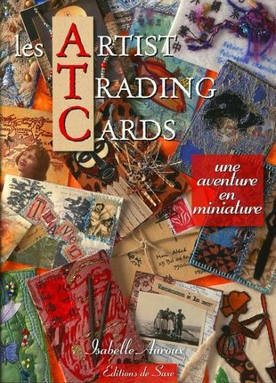 ATC - Isabelle Auroux - Artist Tradind Cards