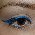Bleu romantique
