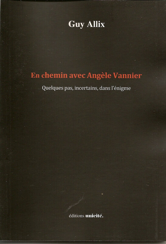 Visuel En chemin avec Angèle Vannier