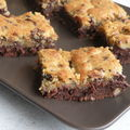 Brownies + cookies = brookies