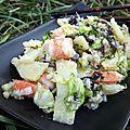 Salade shanghai