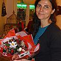 Patricia Lemoine présente Tykia <b>coud</b>
