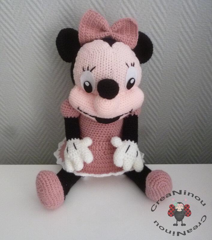 amigurumi Mickey 2