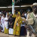 Mesdames... nombreuses supportrices de Karda candidat de l'UDPS