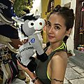 Jolin spotted in Santorini (<b>Greece</b>)!