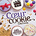 Coeur cookie ~~ cathy cassidy