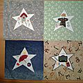 Françoise, blocs 1, 3, 6 et 7