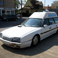 La citroen cx 25 rd ambulance (illkirch)