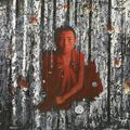 Gao zengli (né en 1964) moine tibétain n°4