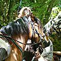 balade equestre gastronomique à La Lucerne d'Outremer (113)