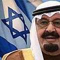 Le roi de l'arabie saoudite sioniste est mort