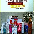 Une Box pour rayonner by <b>Monop</b>'