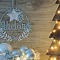 Cercle prénom Mon Premier Noël