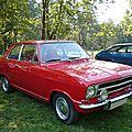 OPEL Kadett B L 1.2 1973 Lipsheim (1)
