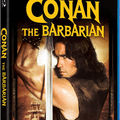 Conan the barbarian en blu-ray !