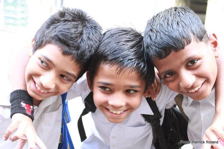 Udaipur enfants