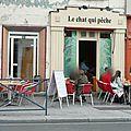 Le chat qui pêche Rennes <b>Ille</b> et <b>Vilaine</b> bar