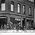 Fourmies - la rue saint-louis