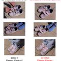 Comment mettre ses chaussures à l'endroit et son manteau tout seul