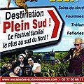 AVESNOIS - Destination <b>Plein</b> <b>Sud</b> !