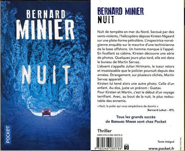 1- Nuit - Bernard Minier
