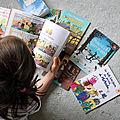 Transmettre à ses enfants son <b>amour</b> des <b>livres</b>