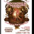 Affiche definitive, barbucci et canepa, des rencontres de l'imaginaires de brocéliande