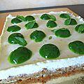 Cheese cake mojito