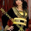<b>Caftan</b> Nisrine Yahi