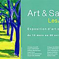 Exposition art et saveurs