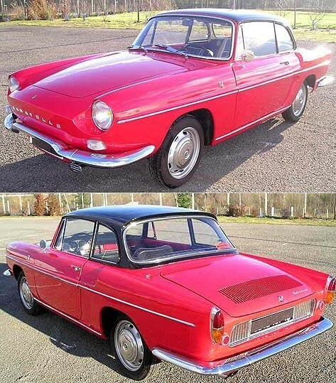 RENAULT - Caravelle - 1965