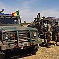 Attention l'etat islamique n'est toujours pas vaincu il s'installe rapidement dans toute la région du grand sahara africain !