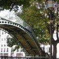 My Paris : #4 : Around <b>Canal</b> <b>Saint</b> <b>Martin</b>