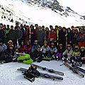 Ski a bareges: les chroniques de la semaine blanche