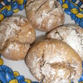 Petits pains au micro-ondes