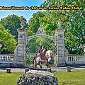 Démantèlement du château de Jarnac <b>Rohan</b>-Chabot