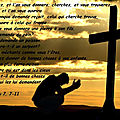 Prier (2) - matthieu 7:7-11