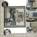 <b>Kit</b> <b>Tiny</b> <b>Album</b> d'Octobre par Vavie