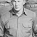 1st sergeant henry s. golas. c. company, 2nd ranger battalion, omaha beach 6 juin 1944.