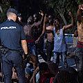 <b>Espagne</b> : le parti VOX demande des comptes au gouvernement au sujet des altercations «causées par les migrants» à Ceuta