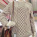 pur mérinos français, pur plaisir à tricoter !